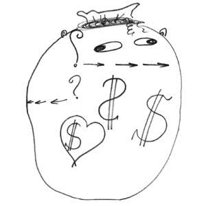 Peter The Money Bag
