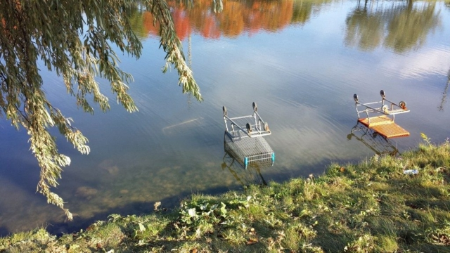 Lost Shopping Carts